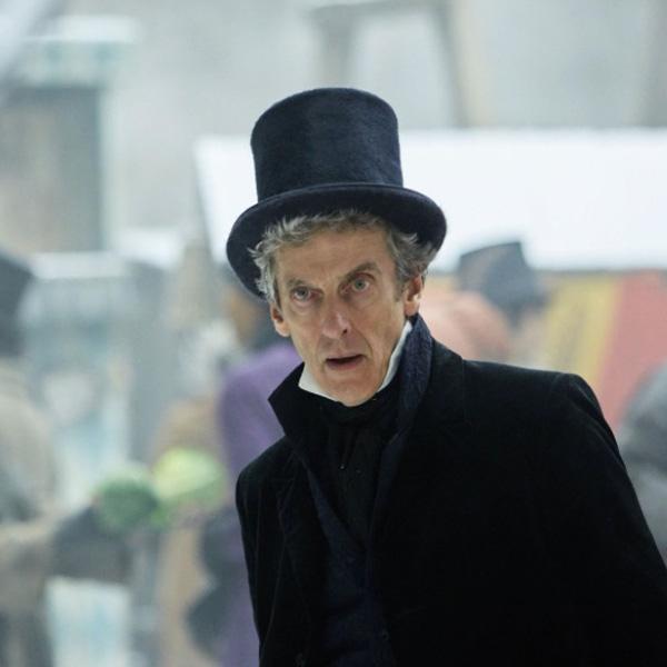 'Doctor Who', BBC 1, <br>Designer Hayley Nebauer.