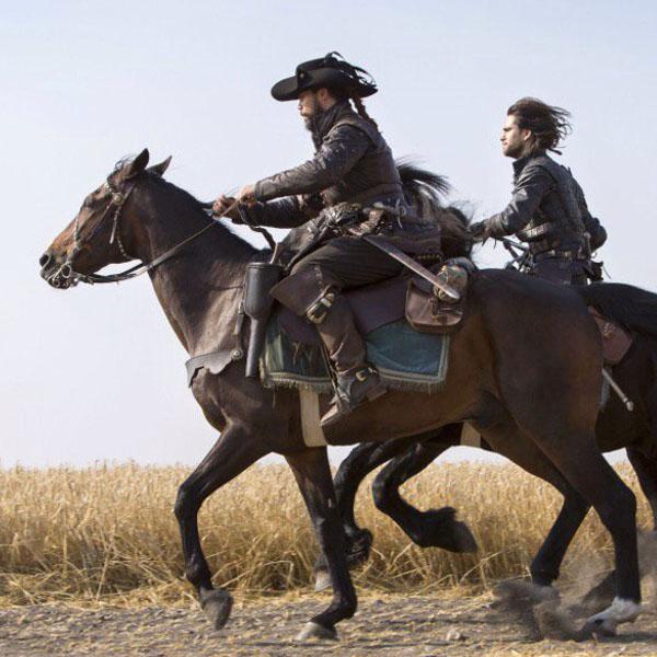 'The Musketeers', BBC 1, <br>Designer Hayley Nebauer.