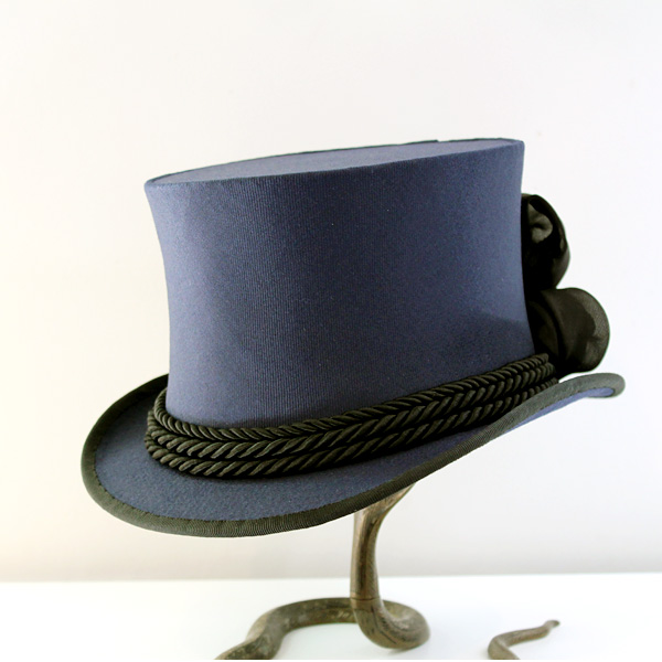 Private Commission, <br>Victorian lady's riding hat.