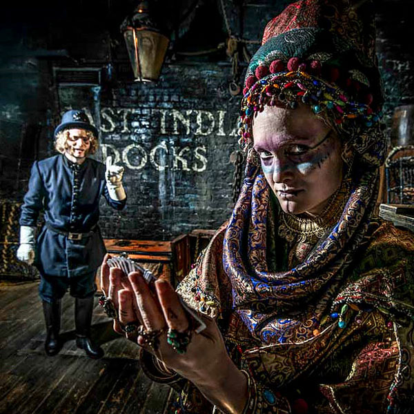 'The Game's Afoot', Wendy <br>Benstead Costume and Clothing, <br>Designer Samuel Wyer, <br>Photographer Rah Petherbridge.